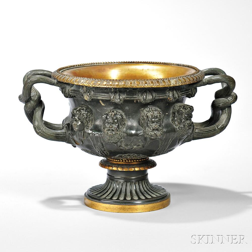 Grand Tour Bronze Warwick Bowl