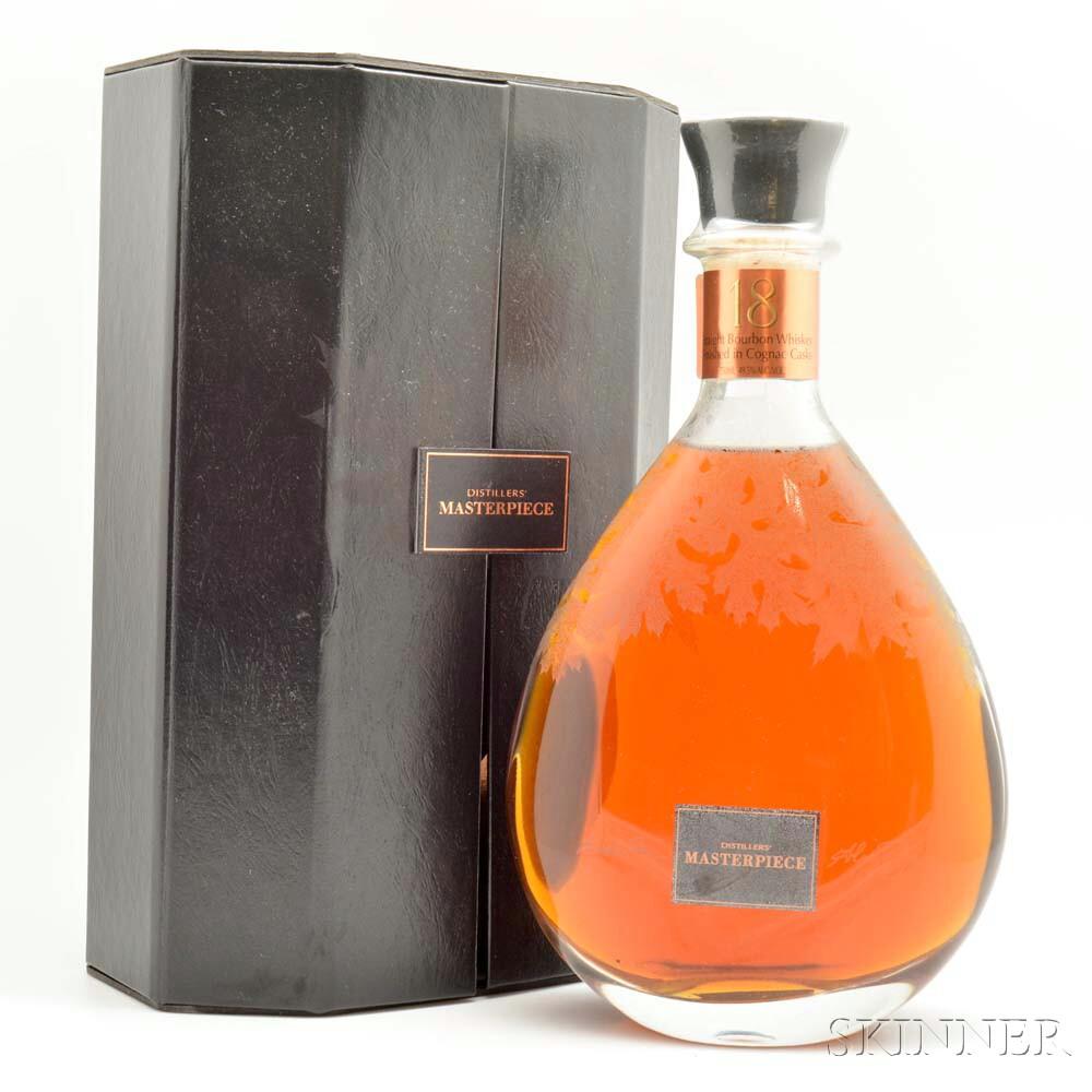 Jim Beam Distillers Masterpiece 18 Years Old, 1 750ml bottle (pc)