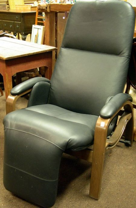 Nepsco Backsaver Lounge Chair.