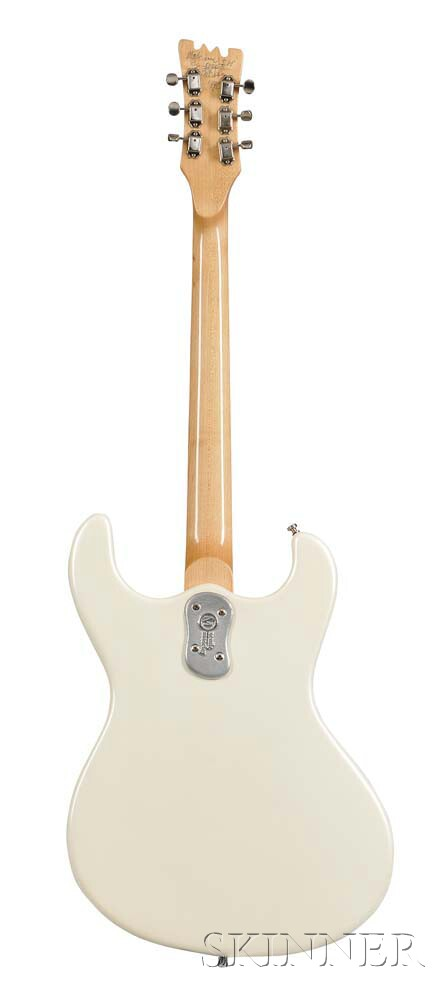 Johnny Ramone     Mosrite Johnny Ramone Model Electric Guitar, 1990