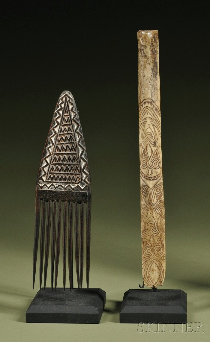 Two New Guinea Items