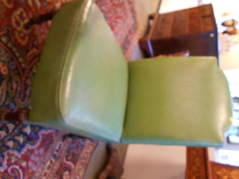 Victorian Slipper Chair