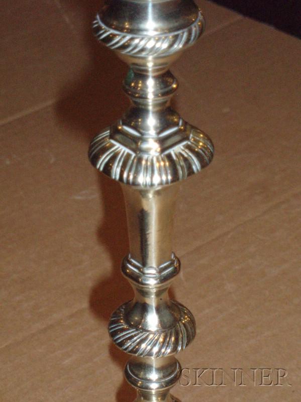 Paktong Candlestick