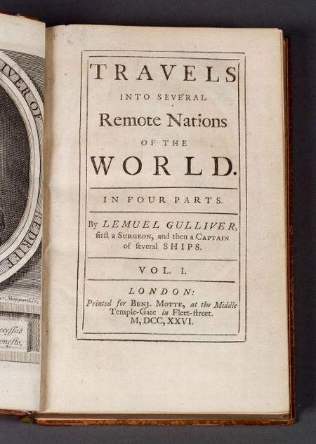 Swift, Jonathan (1667-1745)