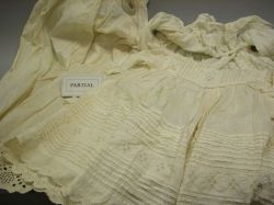 Small Group of Victorian and Early 20th Century Children's Christening Gowns   and Clothing.