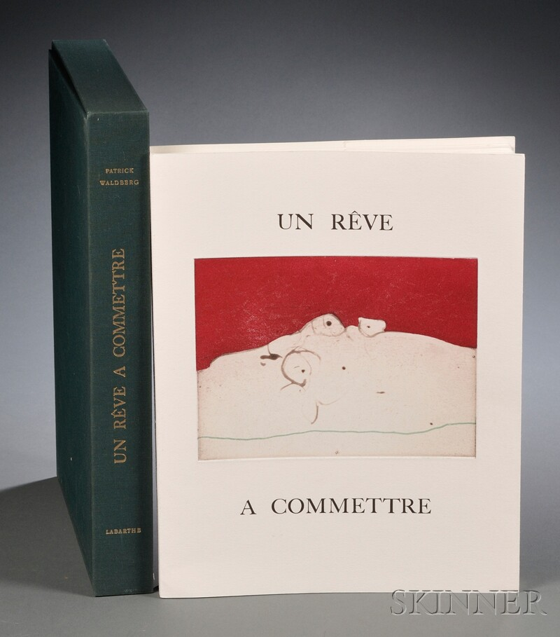 (Fine Art Monograph), Waldberg, Patrick and Labarthe