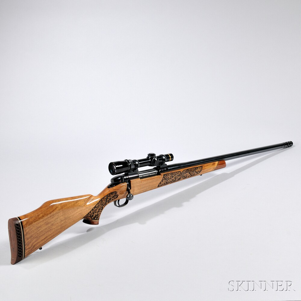 Weatherby Mark V Bolt-action Rifle