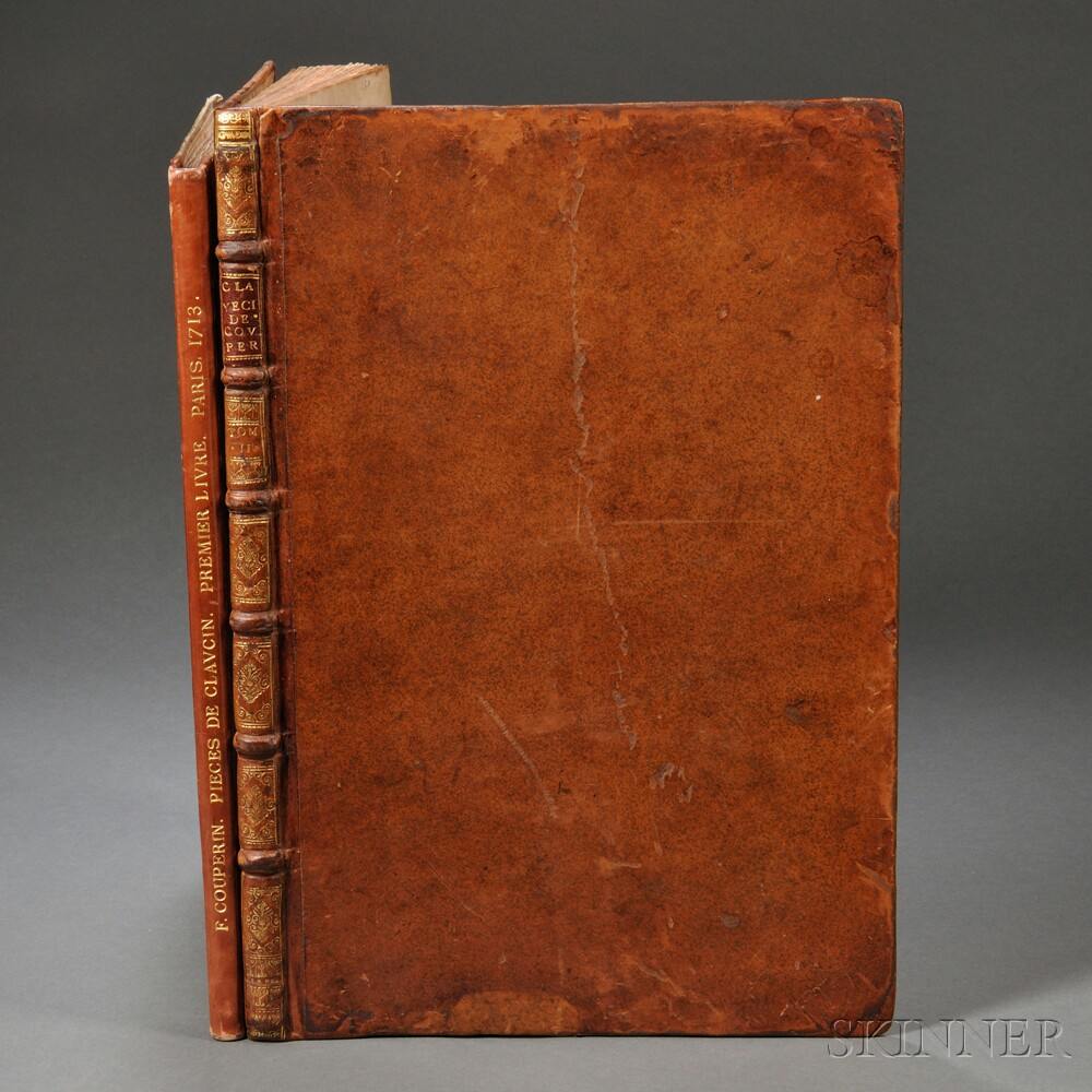 Couperin, Francois (1668-1733) Pieces de Clavecin, Premier Livre