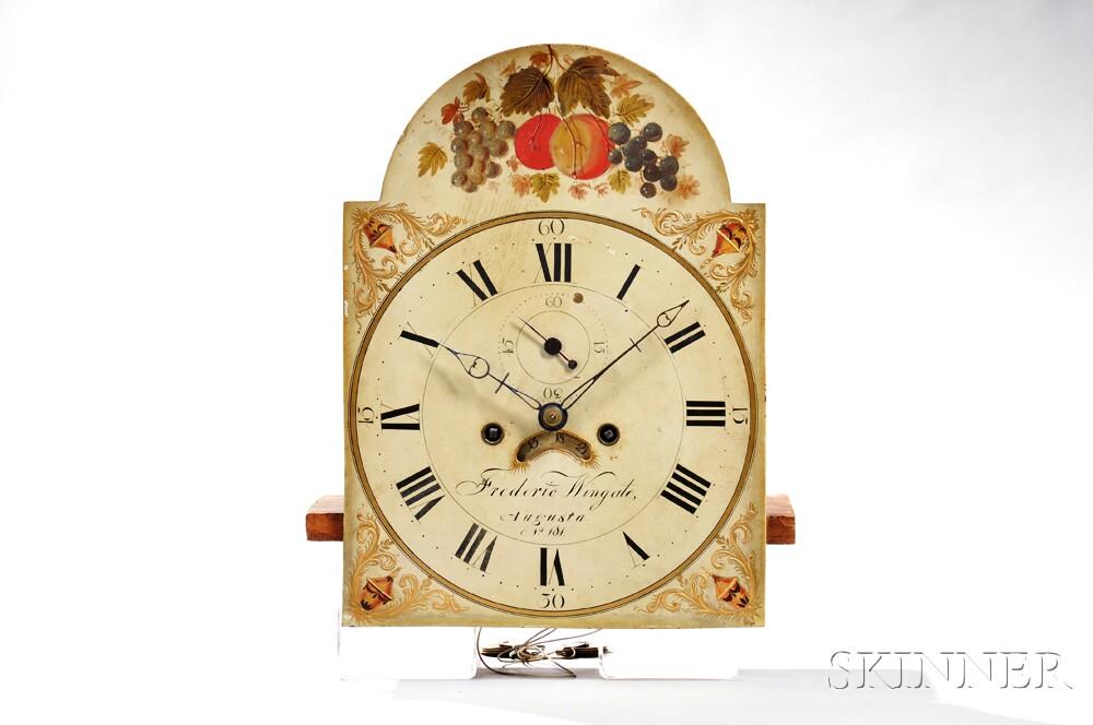Frederick Wingate Tall Clock