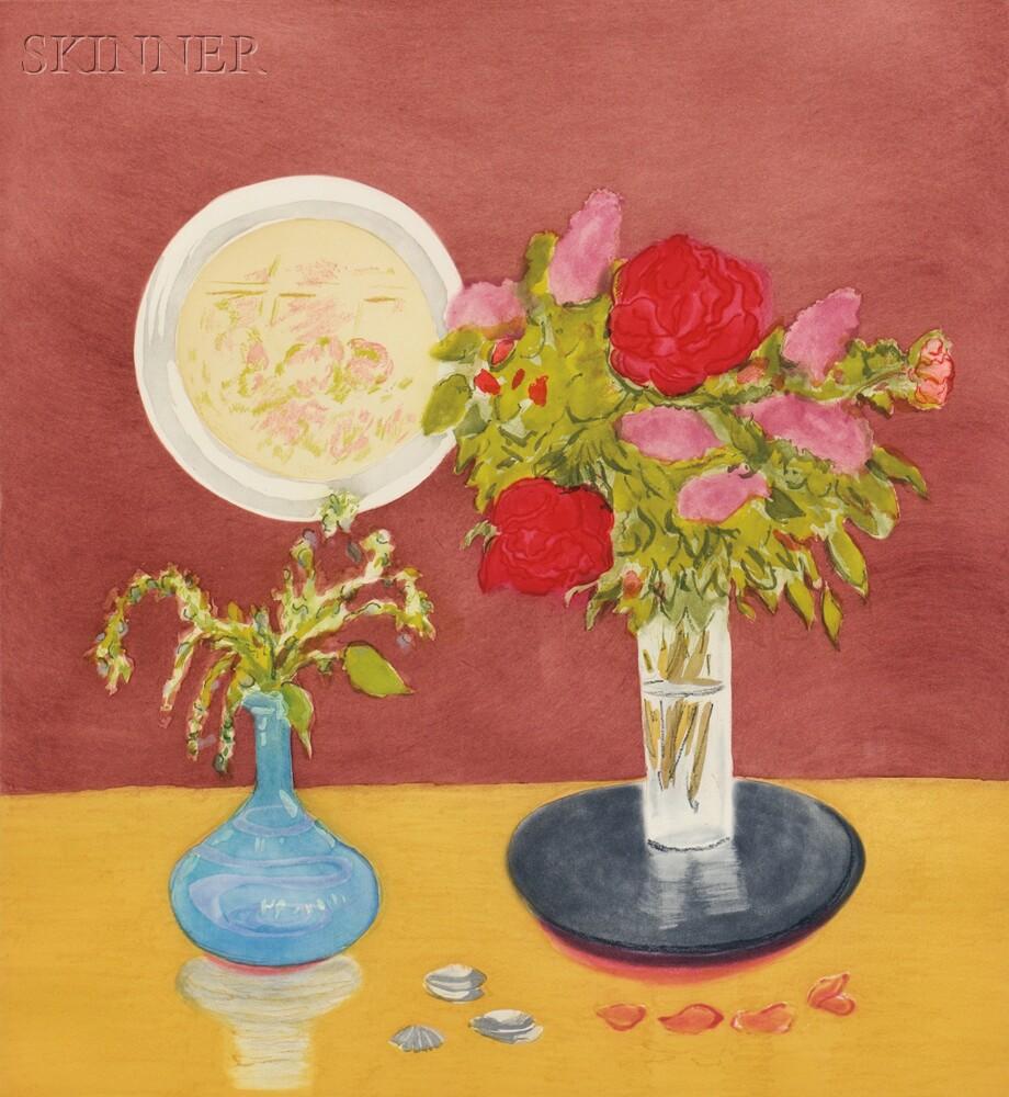 Jane Freilicher (American, b. 1924)      Bouquet