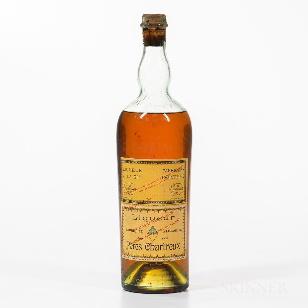 Yellow Chartreuse, 1 35 oz bottle