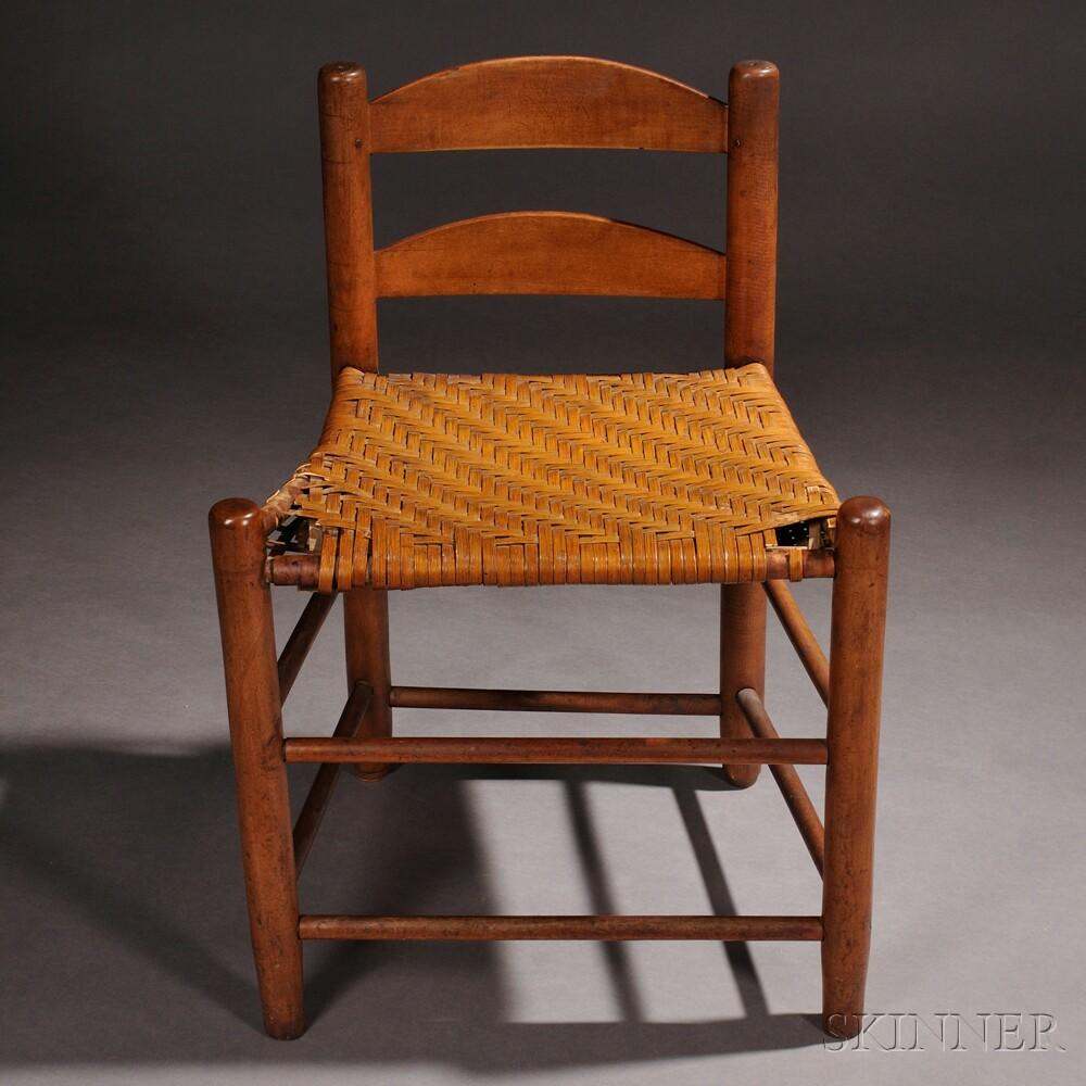 Shaker Lowback Tilter Dining Chair