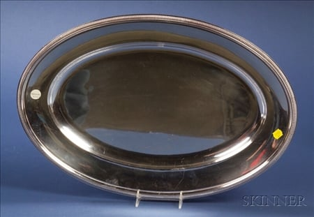 Christofle Silver Plate Meat Platter