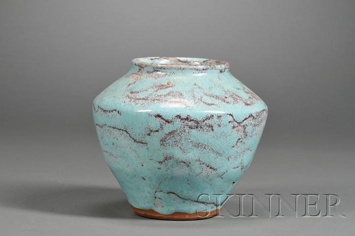 Jugtown Pottery Vase