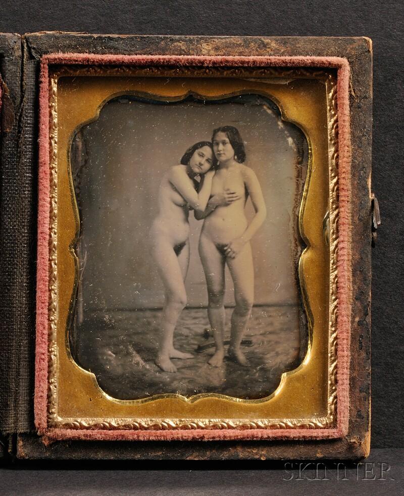 Daguerreotype Nude 96
