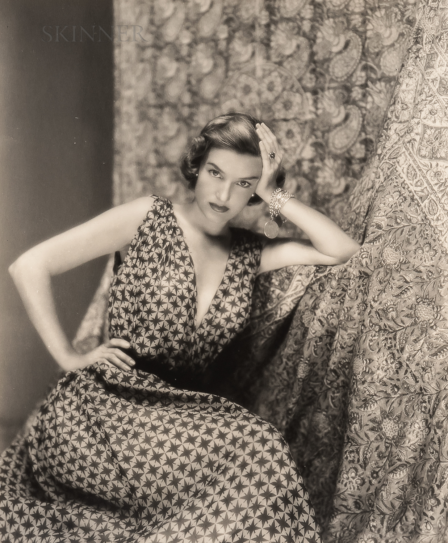 George Platt Lynes (American, 1907-1955)      Eleven Photographs of Female Models, Including Fidelma Cadmus Kirstein