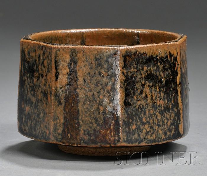 Studio Pottery Vessel Attributed to Robert Archambault