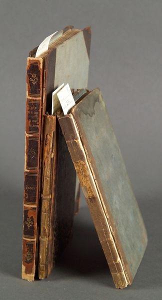 Scott, Sir Walter (1771-1832), Three titles