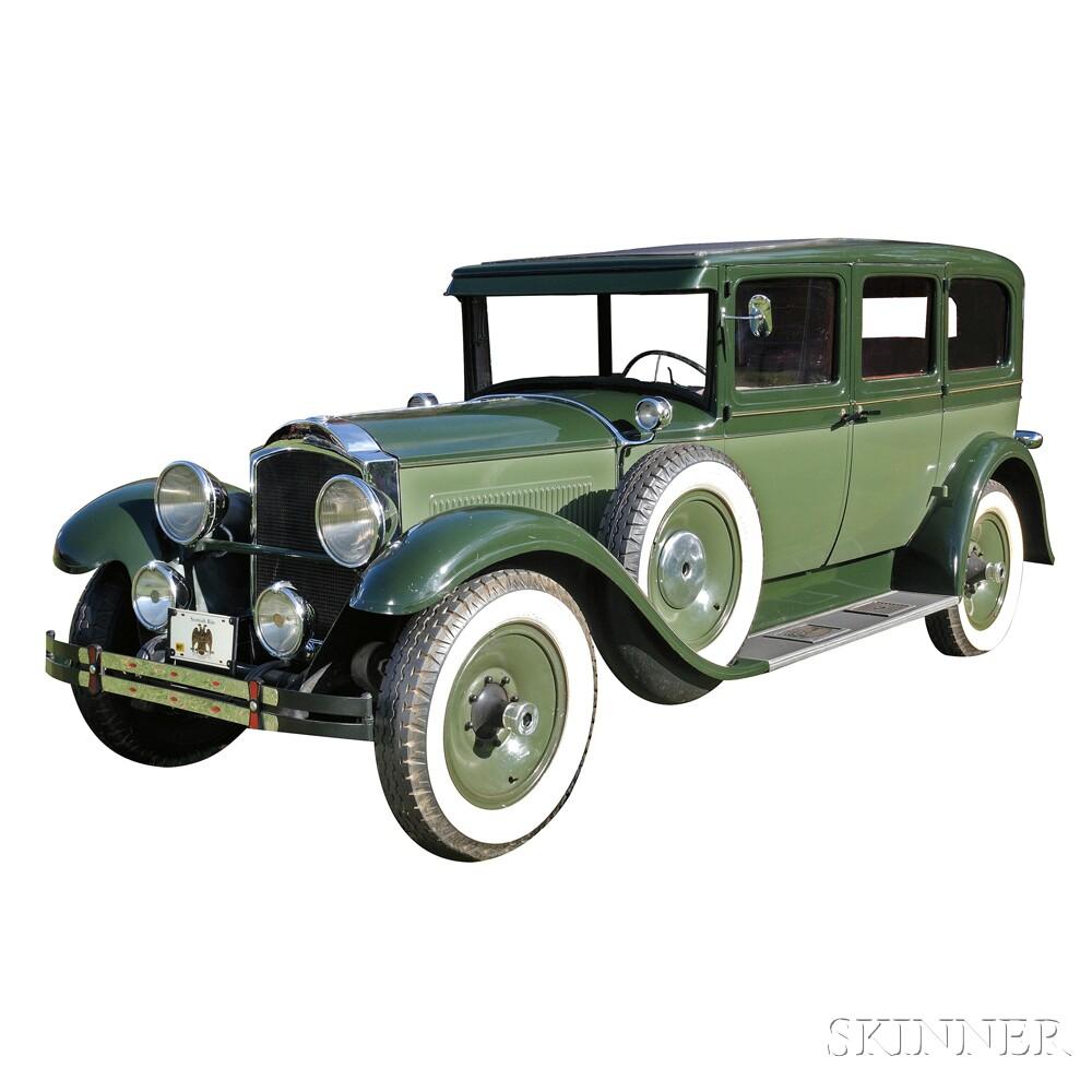 1928 Packard Limousine Four Door Sedan ...