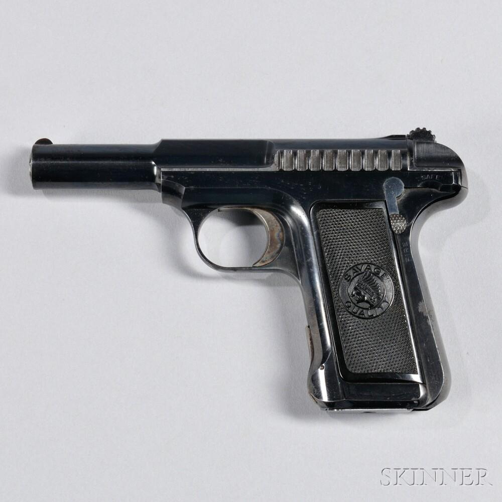 Savage Model 1907 Automatic Pistol