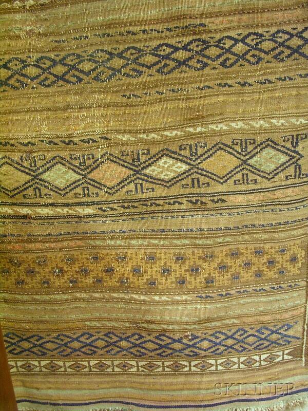 Baluch Flatweave Rug