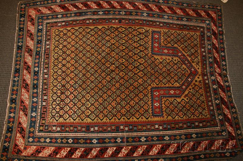 Caucasian Prayer Rug