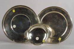 Three Sterling Tablewares