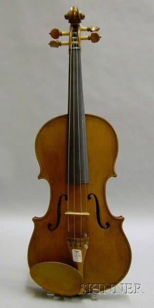 Modern Violin, c. 1900