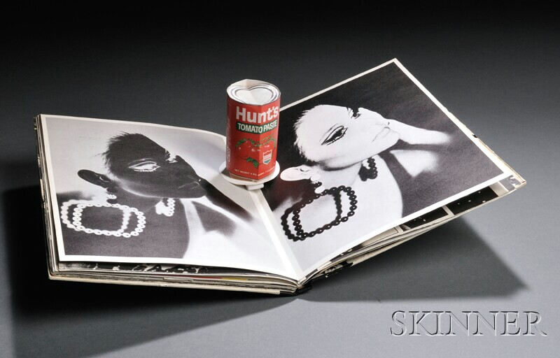 Andy Warhol (American)1928-1987)Andy Warhol's Index Book