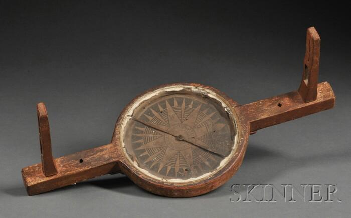 Thomas Hutchinson Balch Surveying Compass