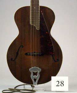 American Electric Mandocello, Vivi Tone Company, Kalamazoo, 1933