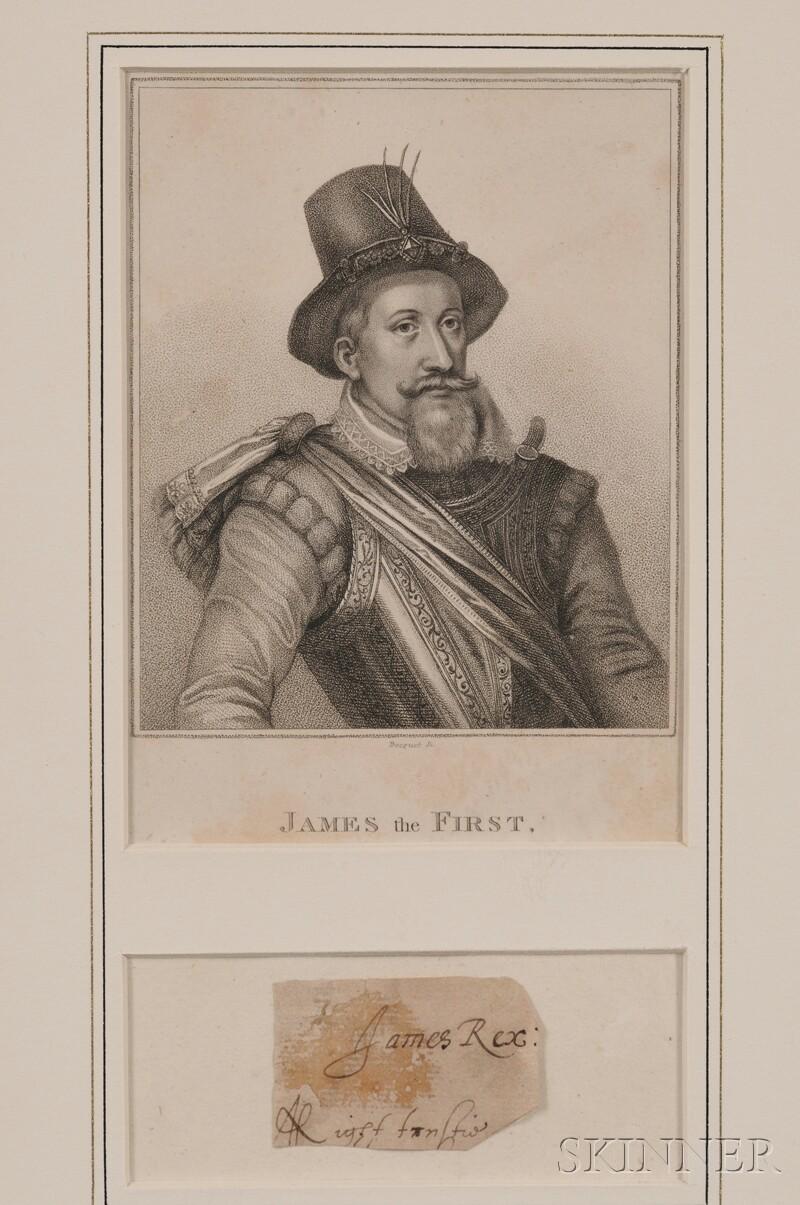 James I, King of England (1566-1625)