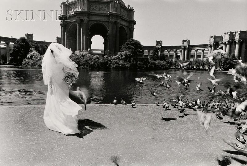 Stephen Frank (American, b. 1947)      Palace of Fine Arts, San Francisco