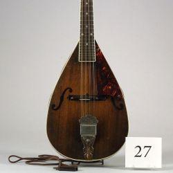 American Electric Mandola,  Vivi Tone Company, Kalamazoo, 1933