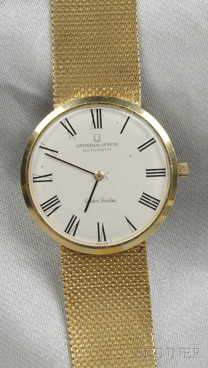 Часы gold watch automatic 25 jewels