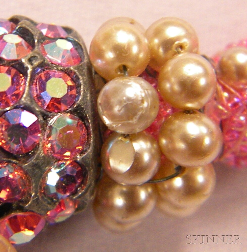 Small Group of Costume Jewelry