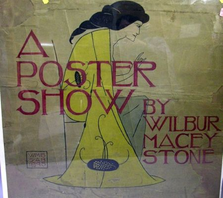 Wilbur Macey Stone, Watercolor, A Poster Show