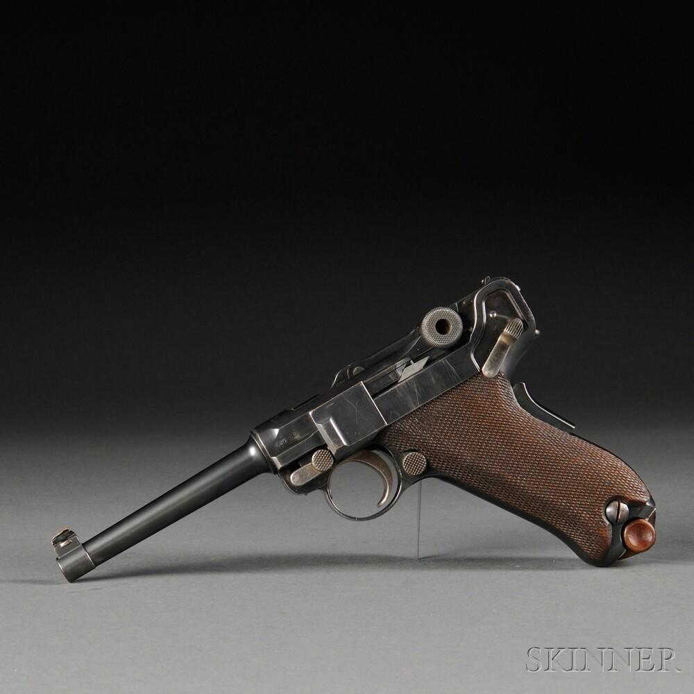 American Eagle Luger