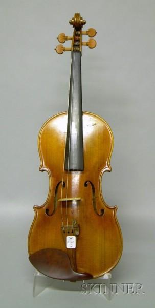 Modern German Violin, c. 1930