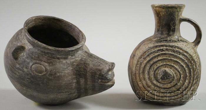 Two Peruvian Items
