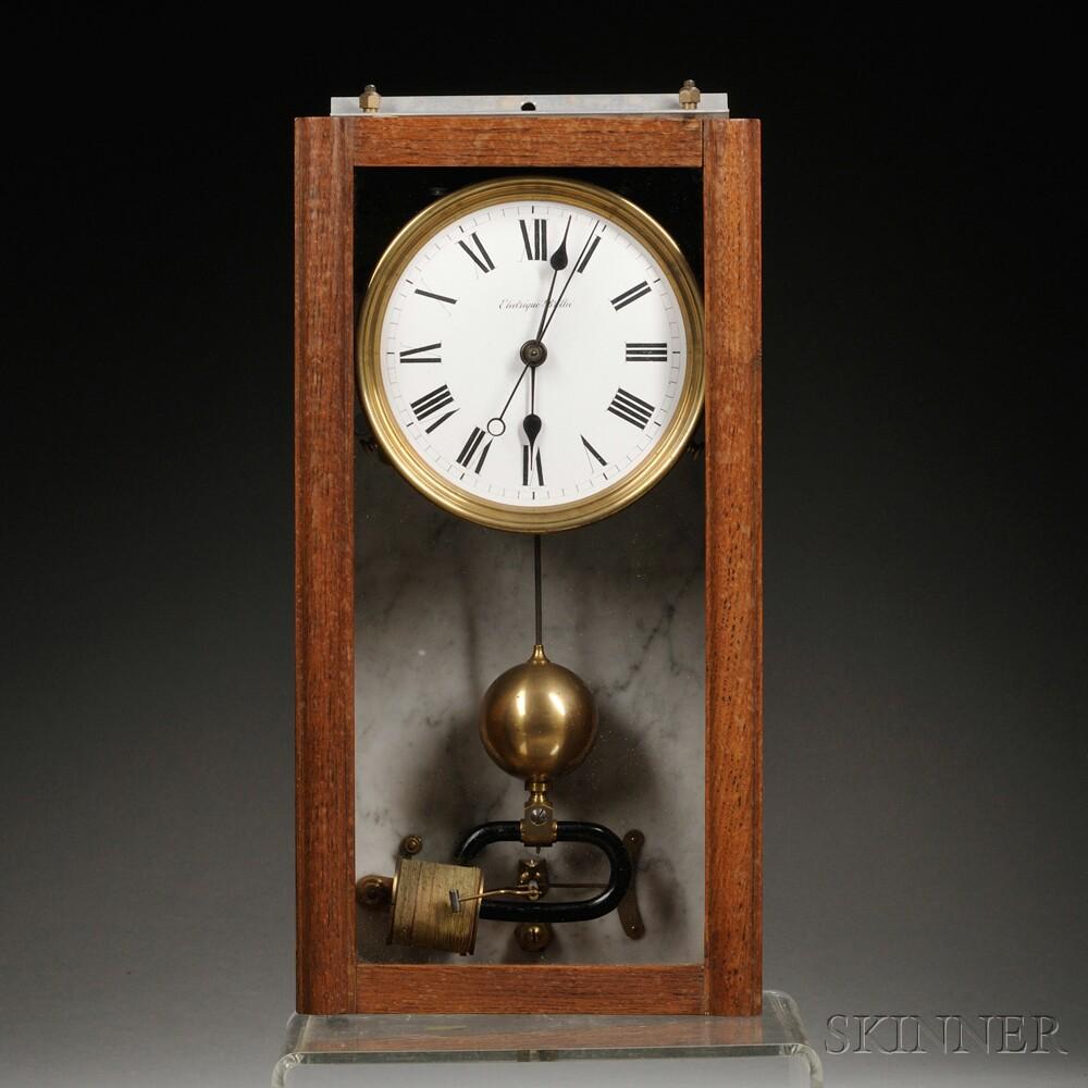 Brillie Electrique Wall Clock