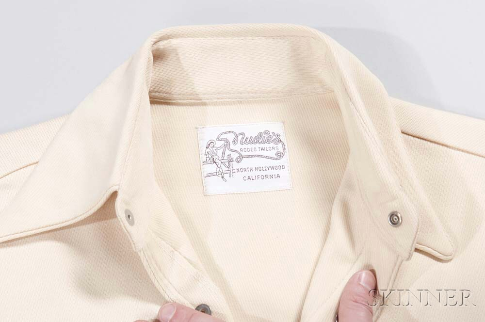 Beige Nudie Shirt