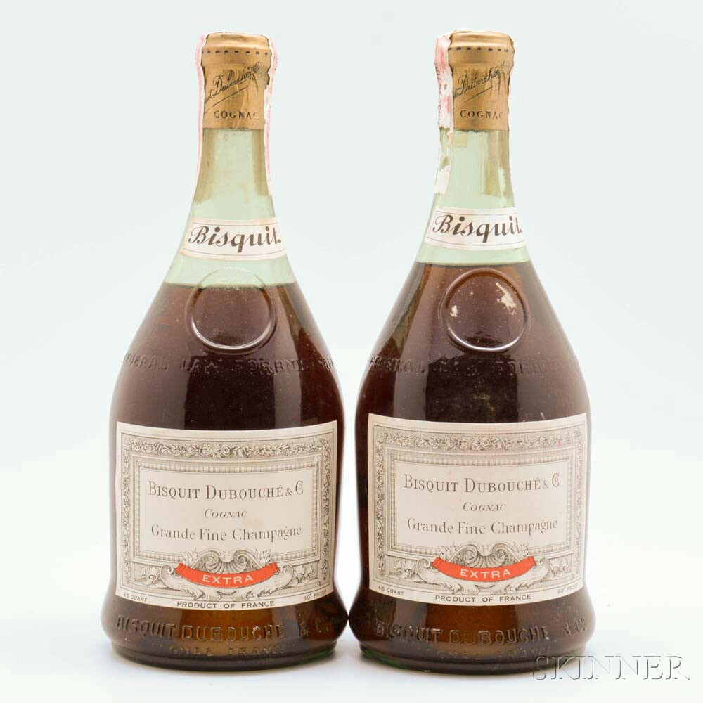 Bisquit Extra, 2 4/5 quart (oc) bottles