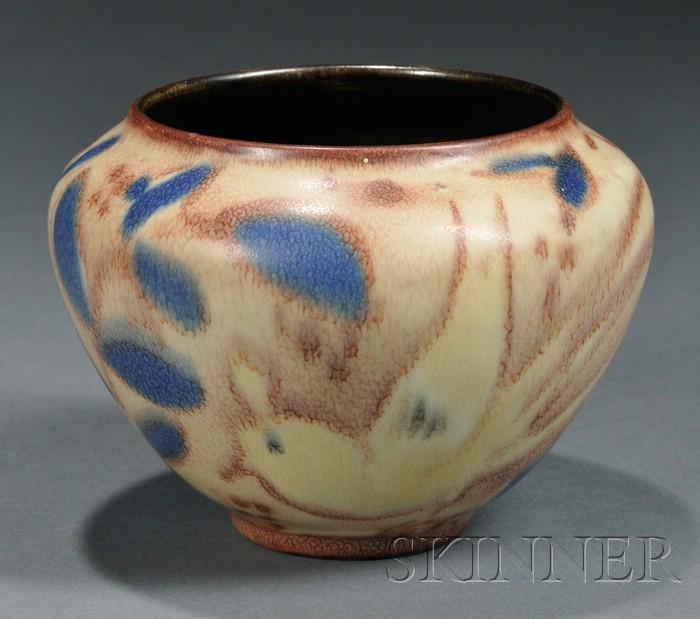 Rookwood Decorated Pottery Vase