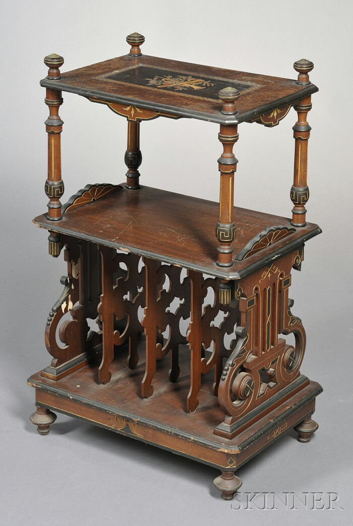 Victorian Occasional Table/Canterbury