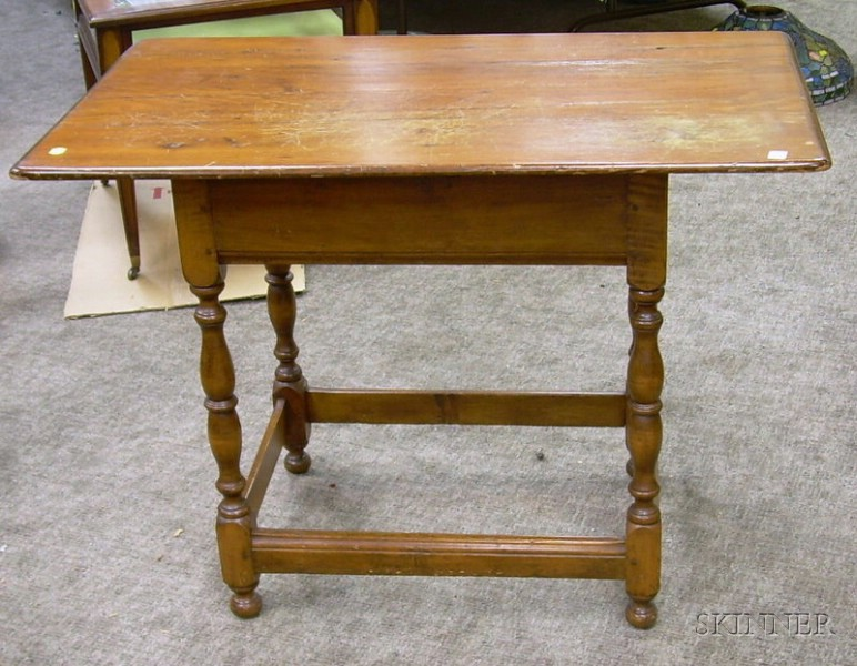 Pine and Maple Tavern Table.