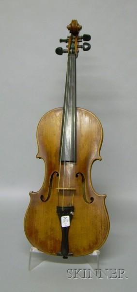 Modern German Violin, c. 1920