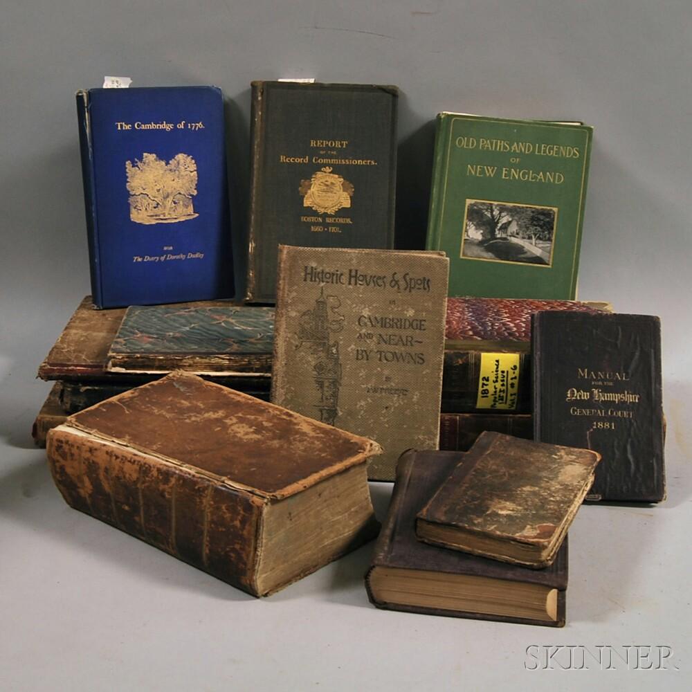 Approximately Fourteen Books