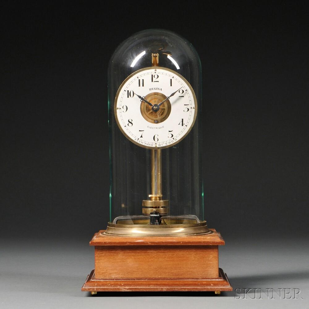 Regina Electrique Clock