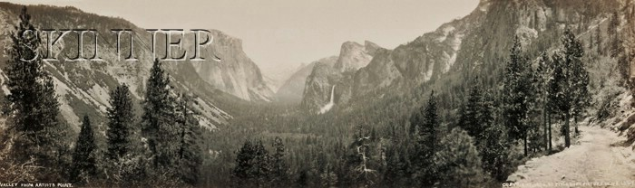 Pillsbury Picture Co., publishers (American, 19th/20th Century)      Valley from Artists Point